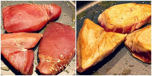 PicMonkey Collage Thunfisch braten
