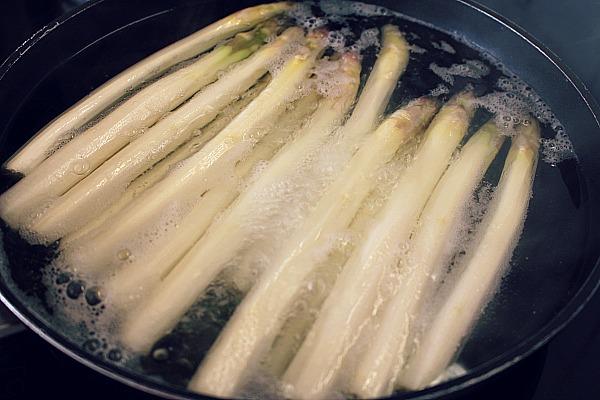 7 Spargel kochen